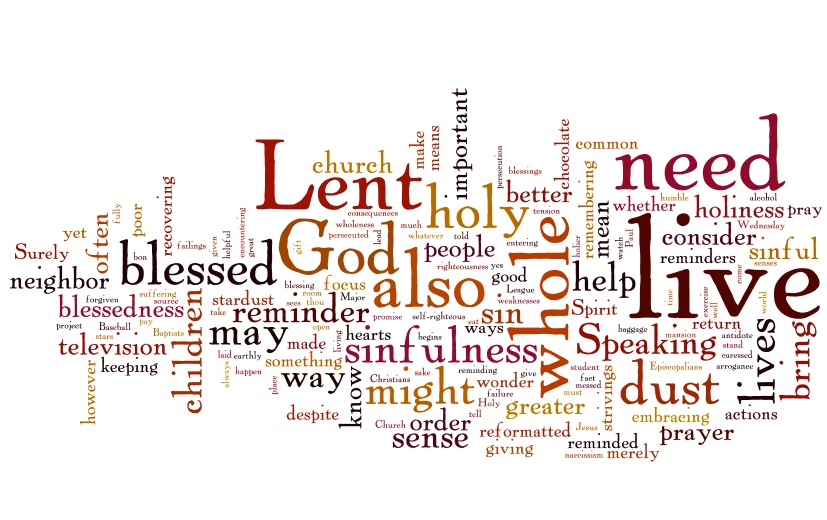Embracing Lent, Because Heaven is for Real | Living Full of Grace